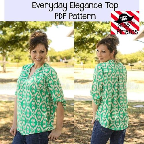 Everyday Elegance Top