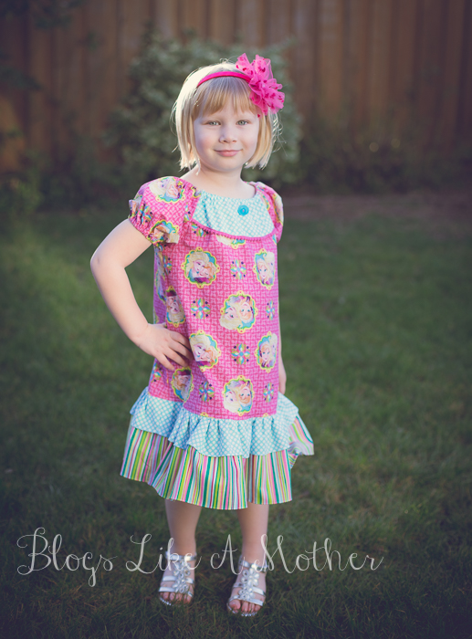 The Peggy Dress by My Childhood Treasures-Pattern Revolution