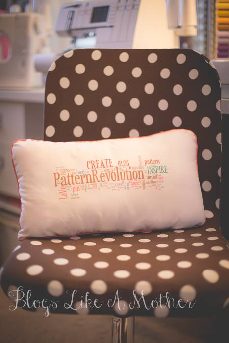 Pillow from Sarah
