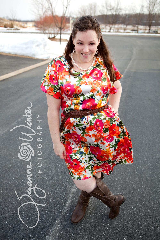 Date Night Dress - April Rhodes