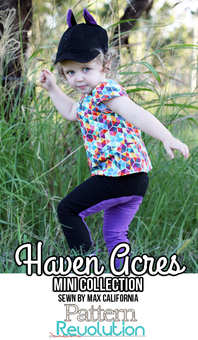 Haven Acres Mini Collection by A Jennuine Life- Pattern Revolution