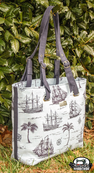The Totes Ma Tote Bag from Emmaline Bags- Pattern Revolution
