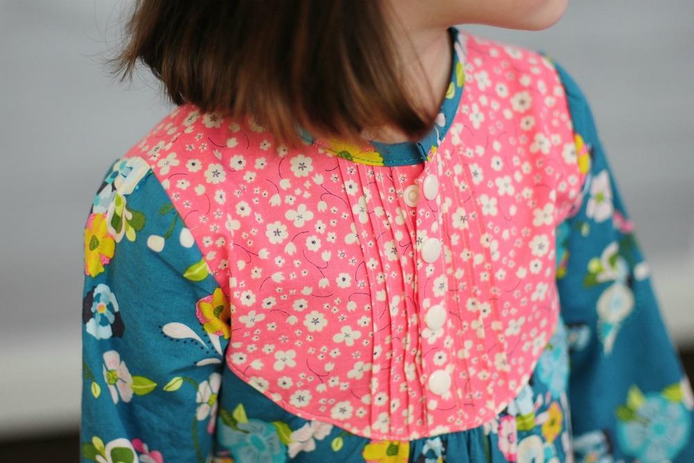 Sandy's Tunic by Lily Bird Studio- Pattern Revolution