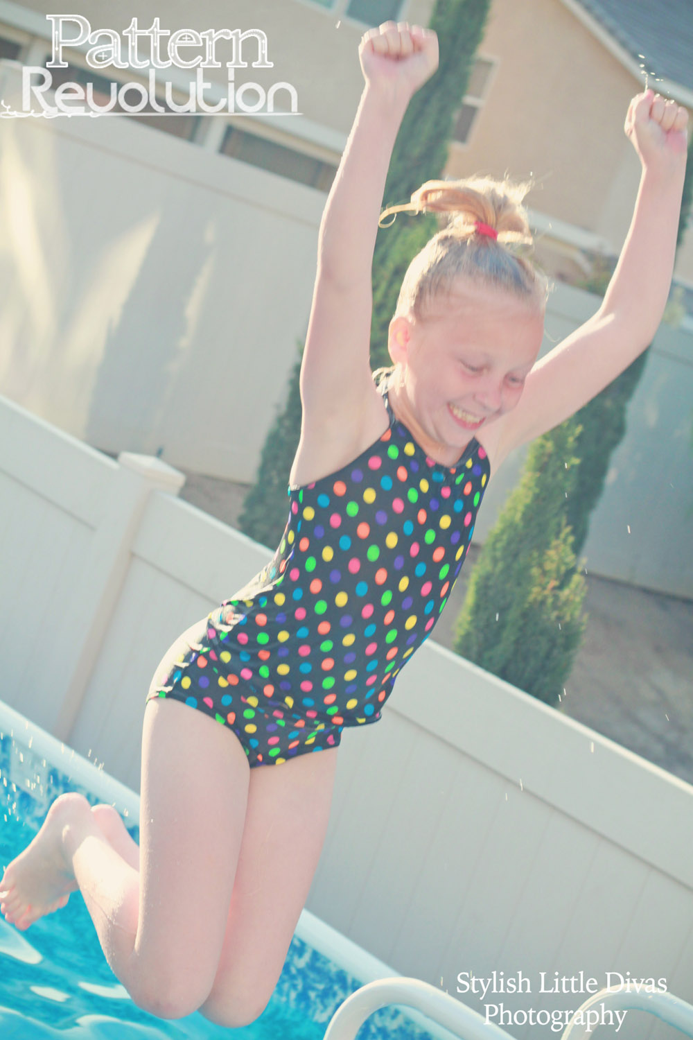Boo! Designs: Design Your Own Swimmers- Pattern Revolution