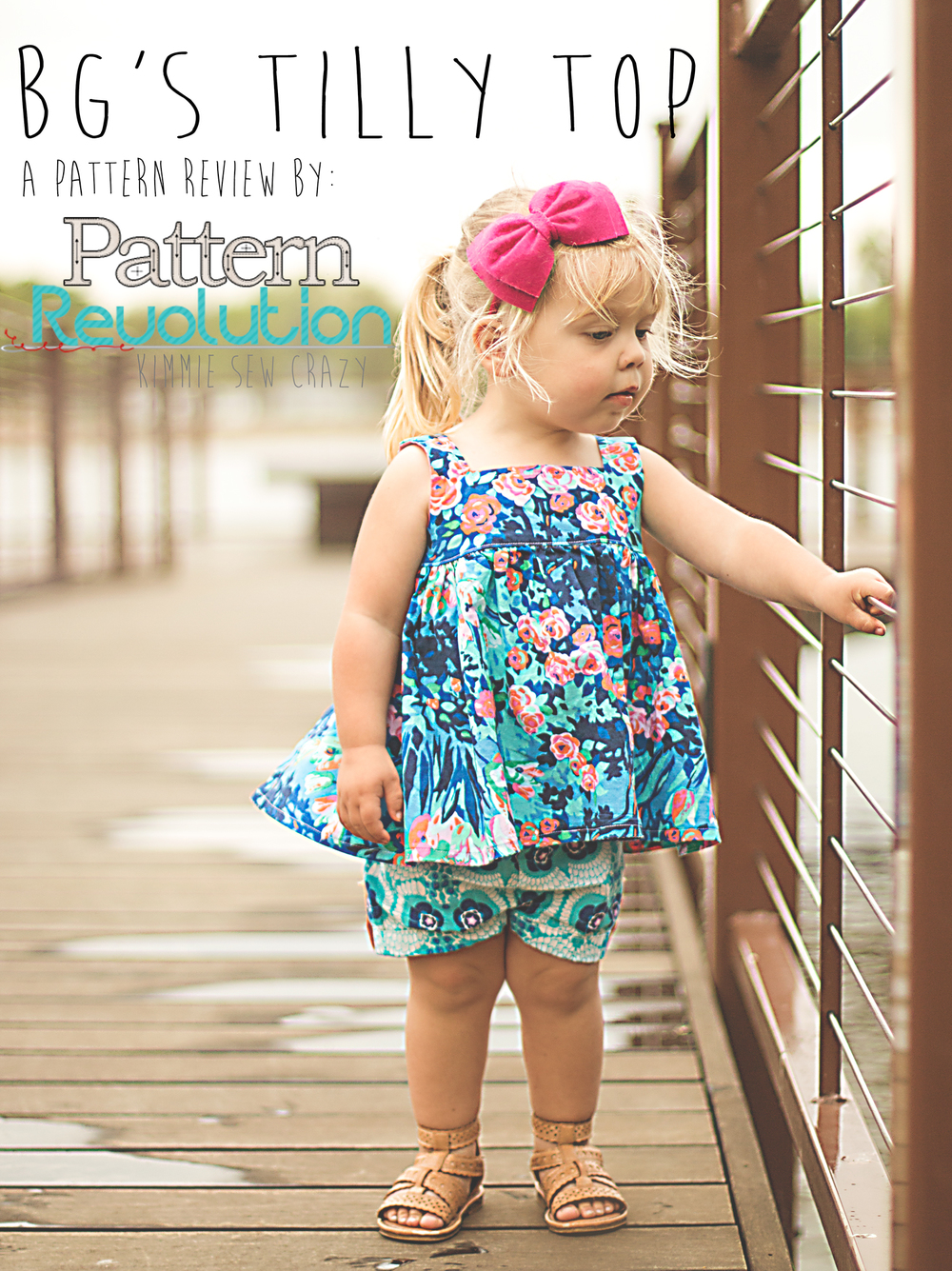 Tilly Top by brownie-goose- Pattern Revolution