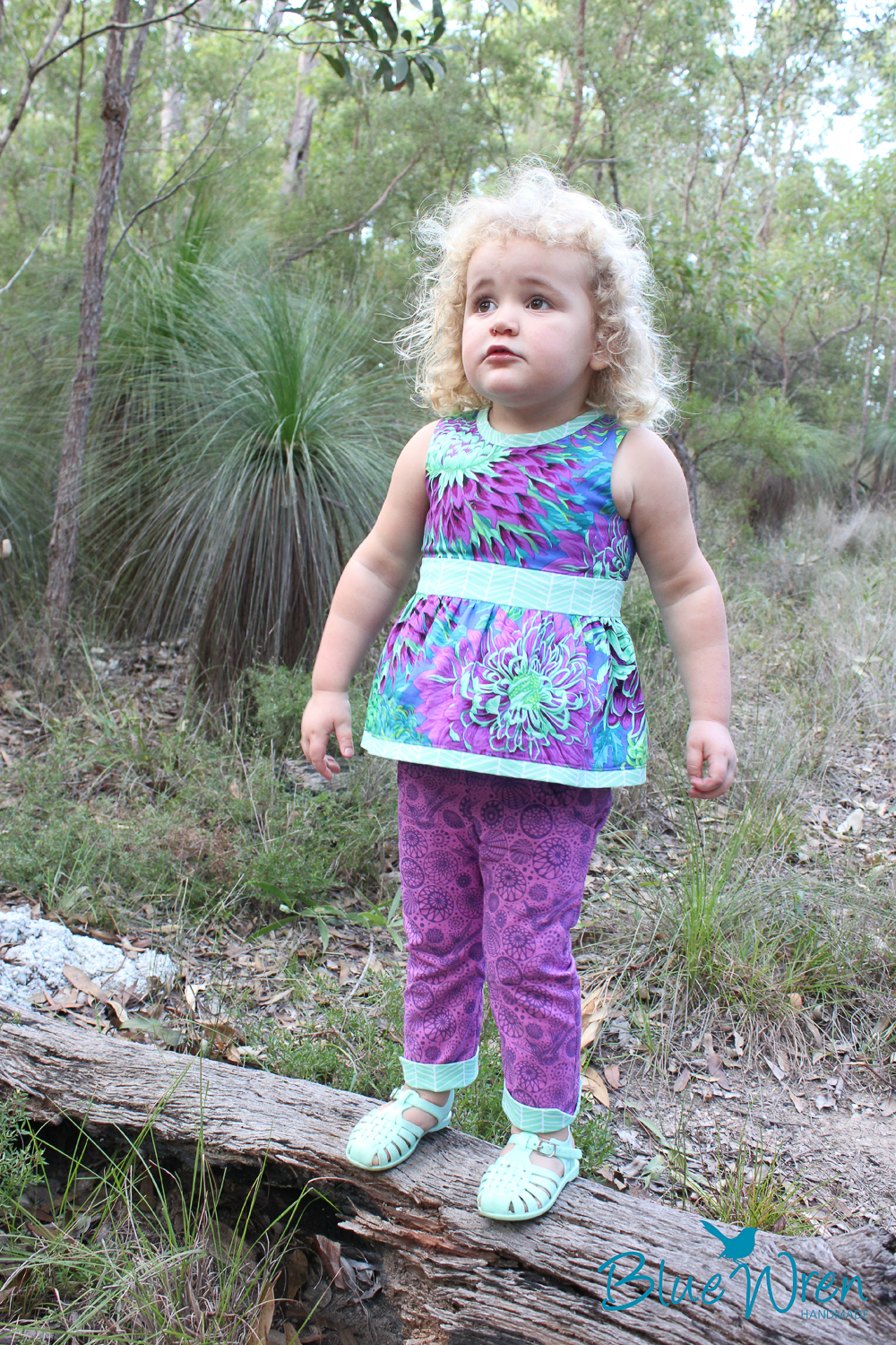 Mia's Tieback Top, Dress, and Maxi by Simple Life Pattern Company- Pattern Revolution