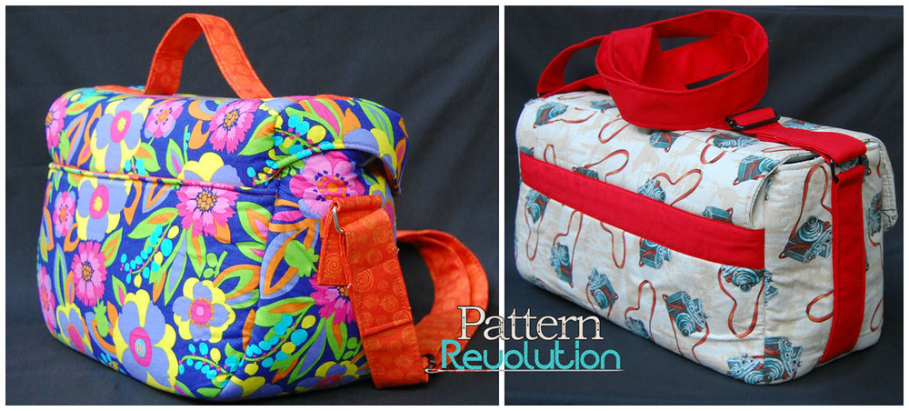 Swoon & Sew Sweetness comparative- Pattern Revolution