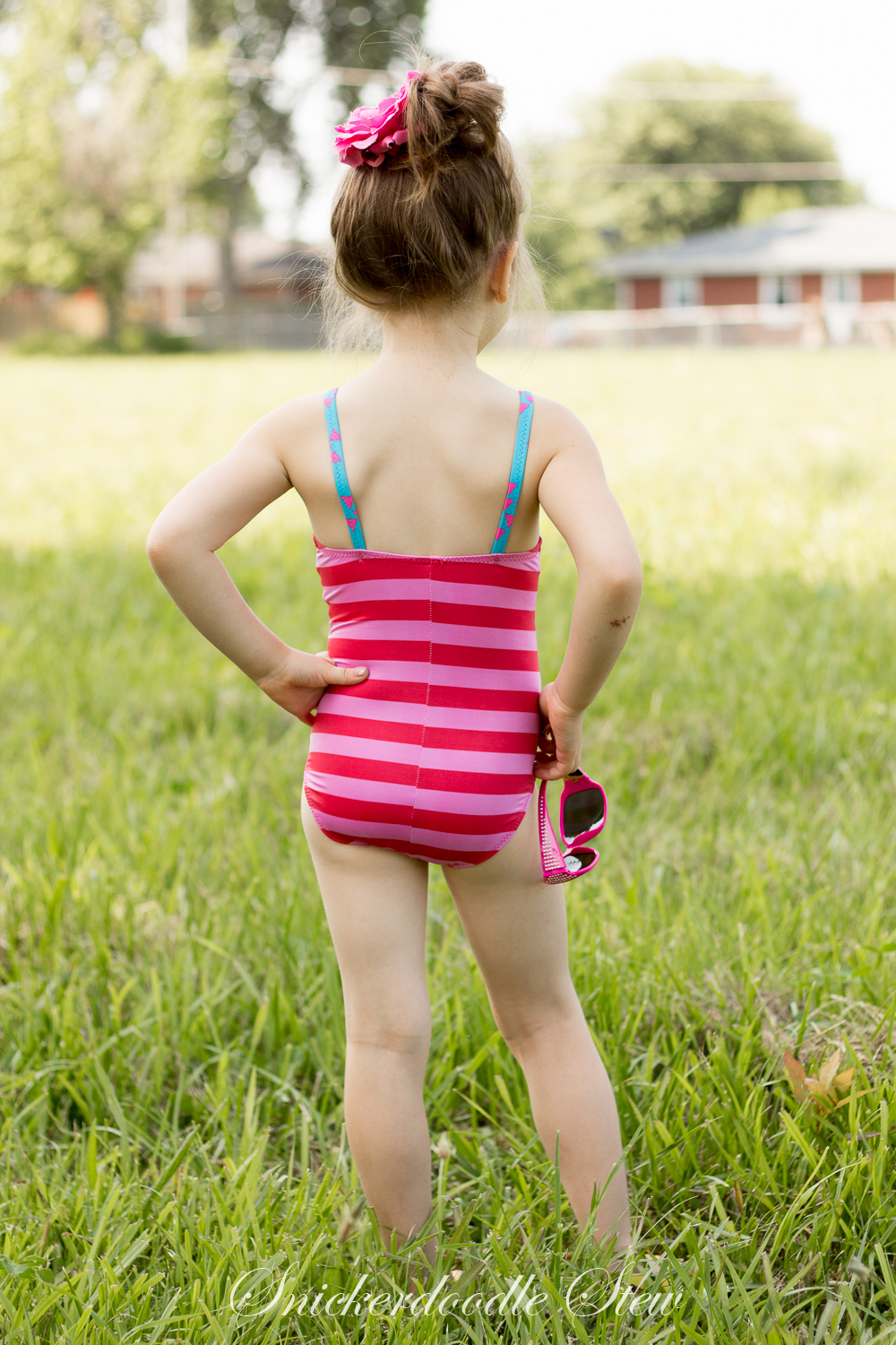 One Piece Swimsuits (3350e) by Jalie Patterns