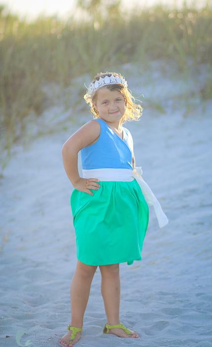 Megan's Wrap Dress by SLPCo- Pattern revolution