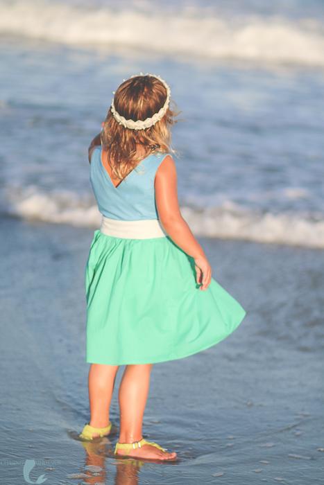 Megan Wrap Dress by SLPCo- Pattern Revolution