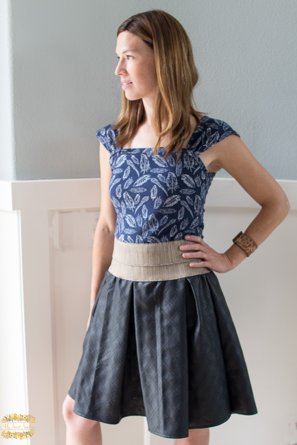 Introducing: Allie, Annie, and Quinn by Violette Field Threads- Pattern Revolution