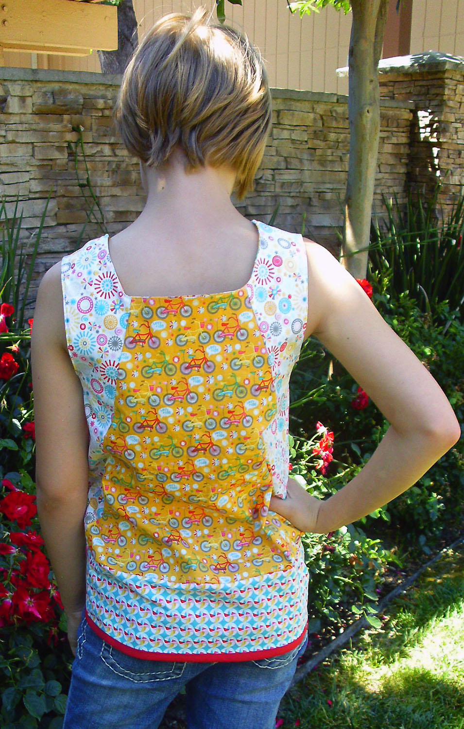 Monroe by My Little Plumcake- Pattern Revolution