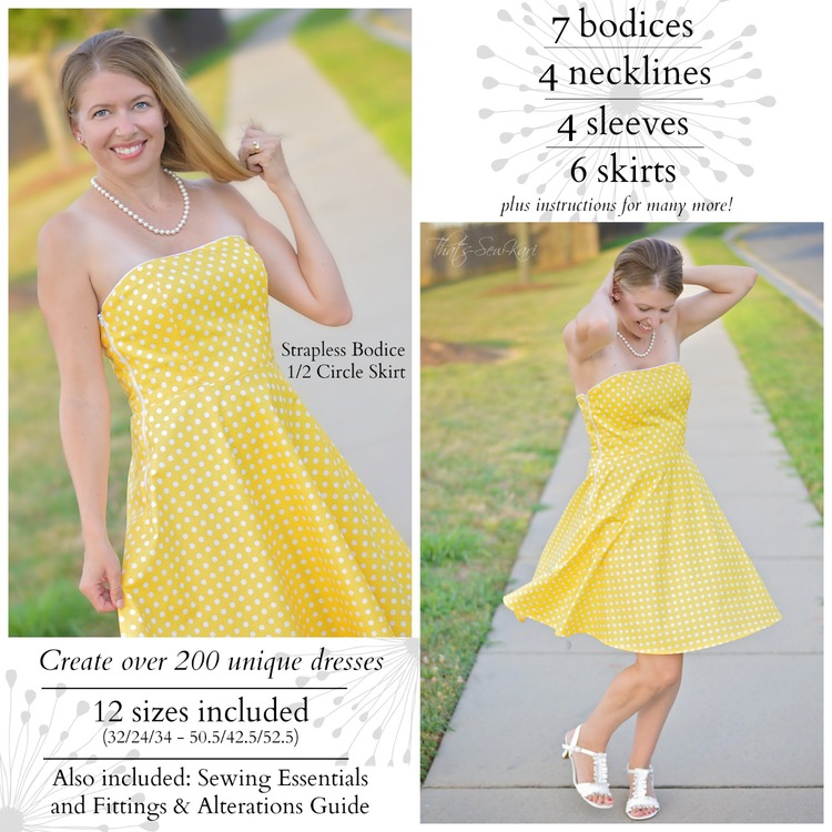 Sew Many Dresses by Tanya Whelan- a book review — Pattern Revolution