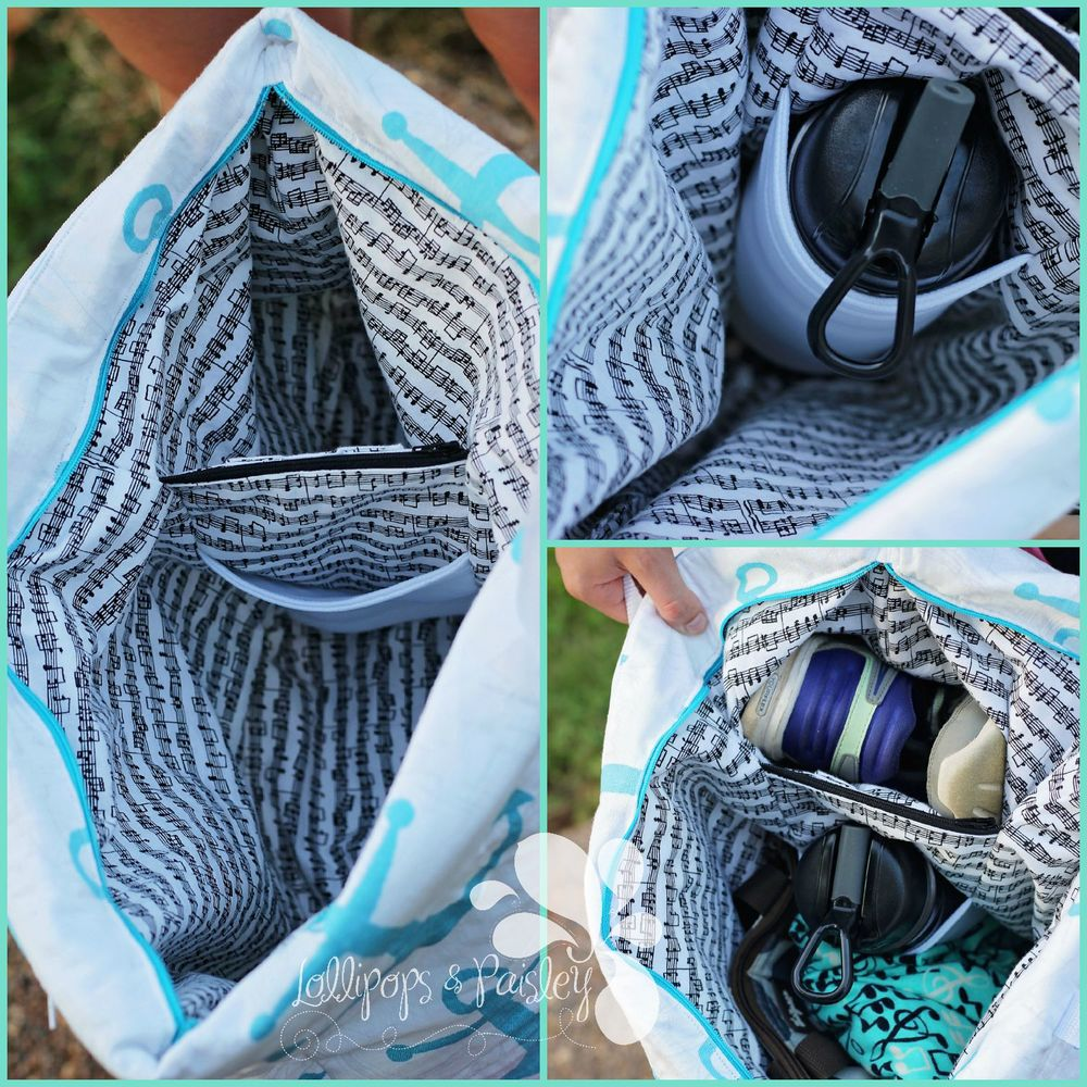 Motherload Tote by Cozy Nest- Pattern Revolution