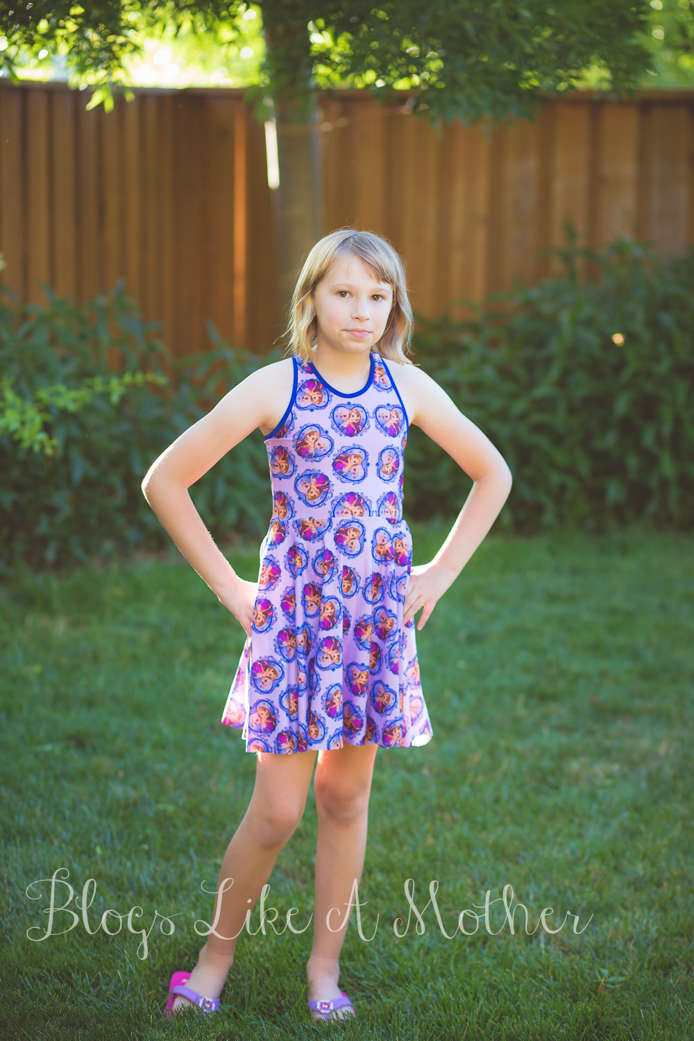 Boo! Skater Dress- Pattern Revolution