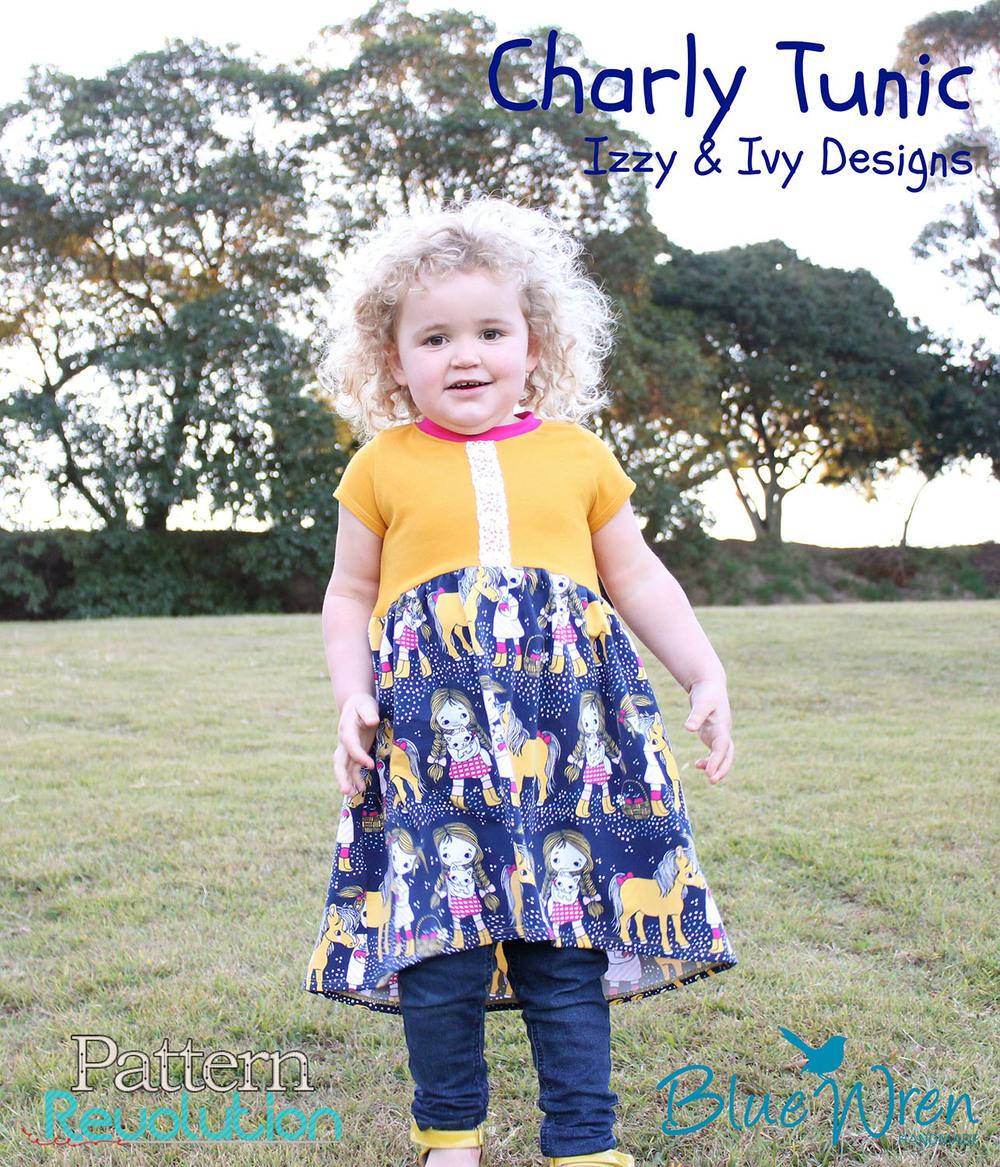 Charly by Izzy & Ivy- Pattern Revolution