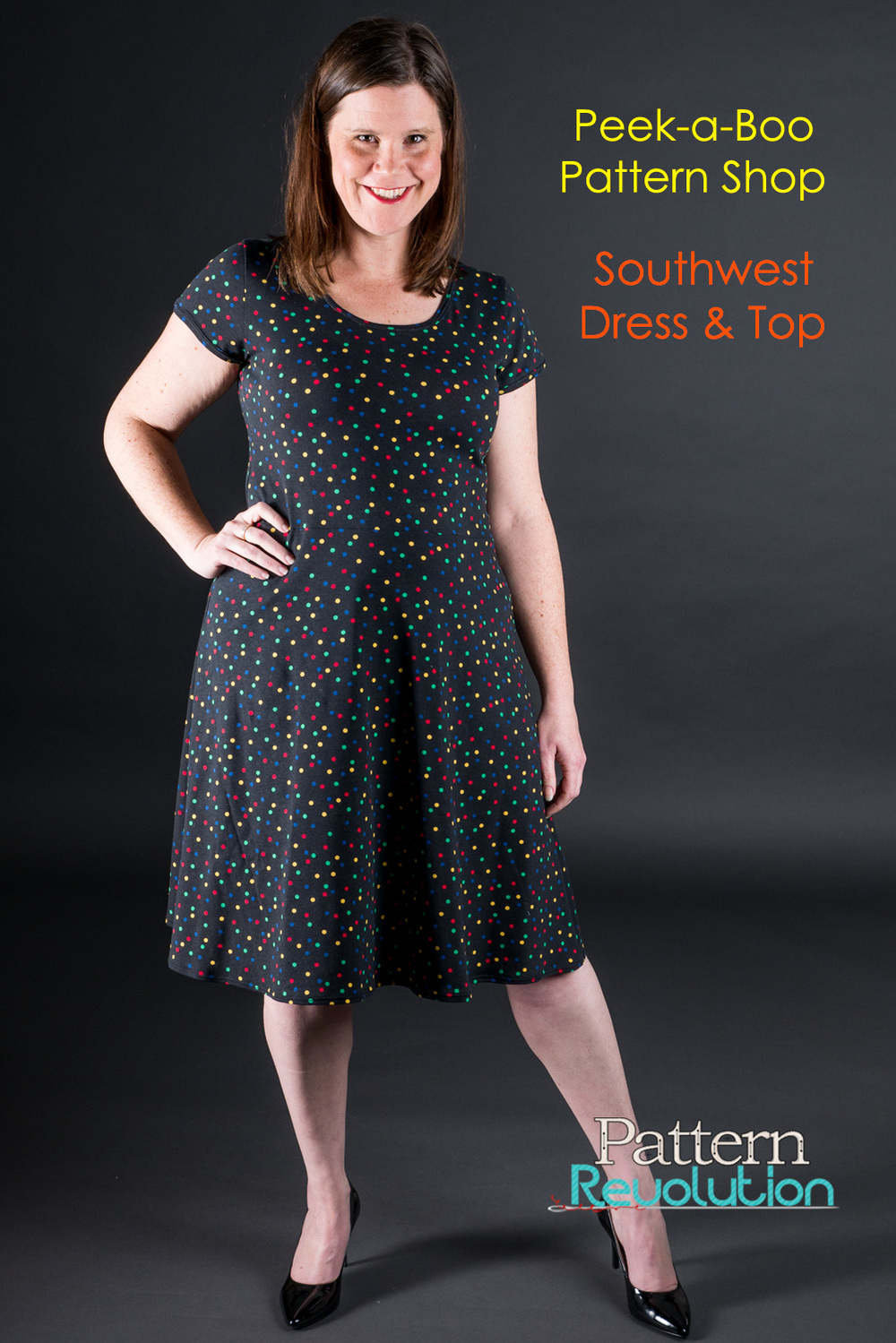 Peek a boo Southwest- Pattern Revolution