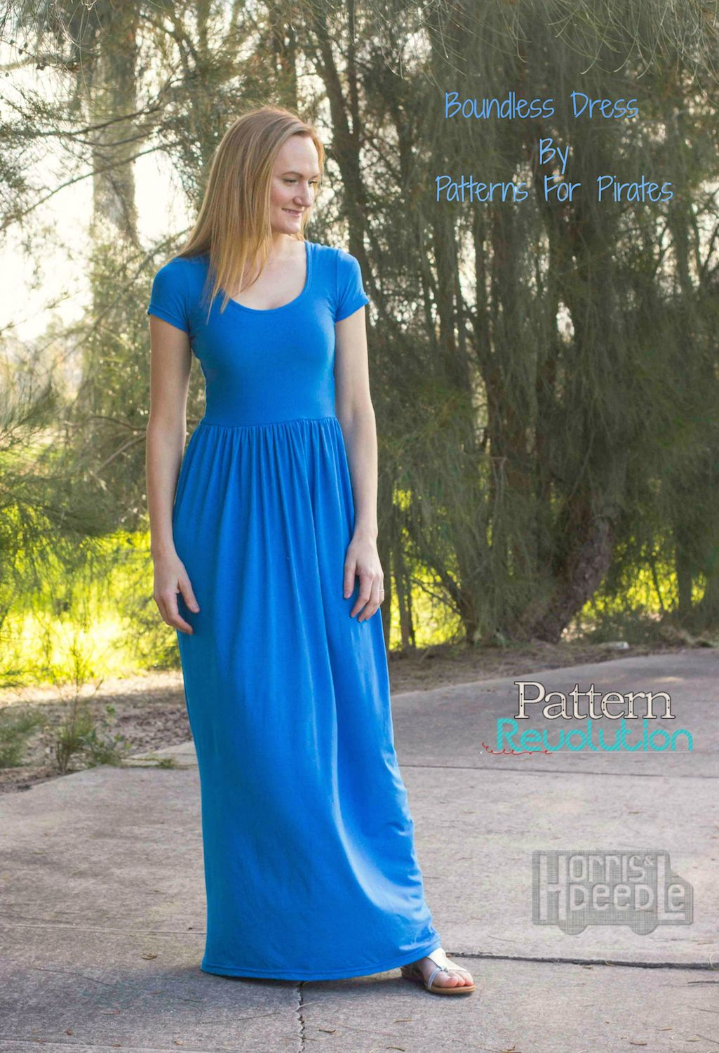 The Boundless Knit Dress By Patterns For Pirates Pattern Revolution