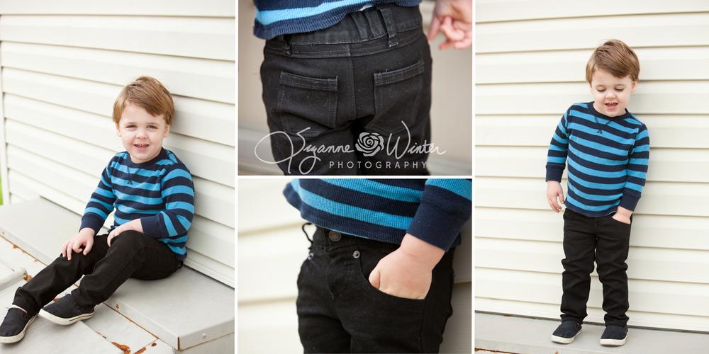 Peek A Boo Skinny Jeans .