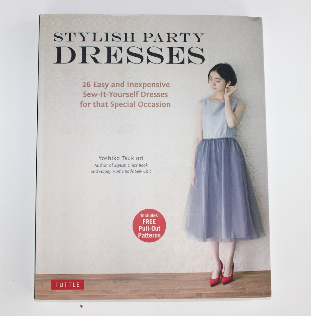 The Book Party Dress