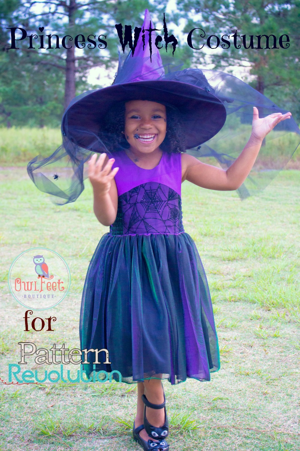 sc 1 st  Pattern Revolution : princess witch costume  - Germanpascual.Com