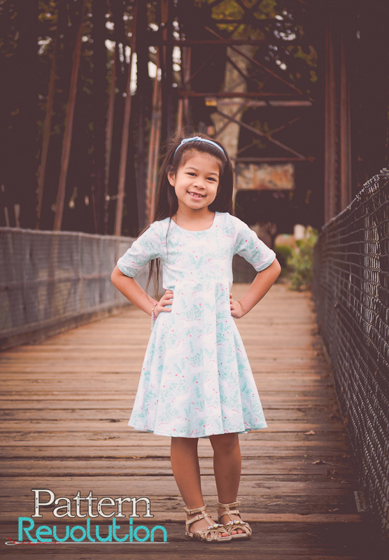 Isla S Infinity Tunic And Dress By Simple Life Pattern