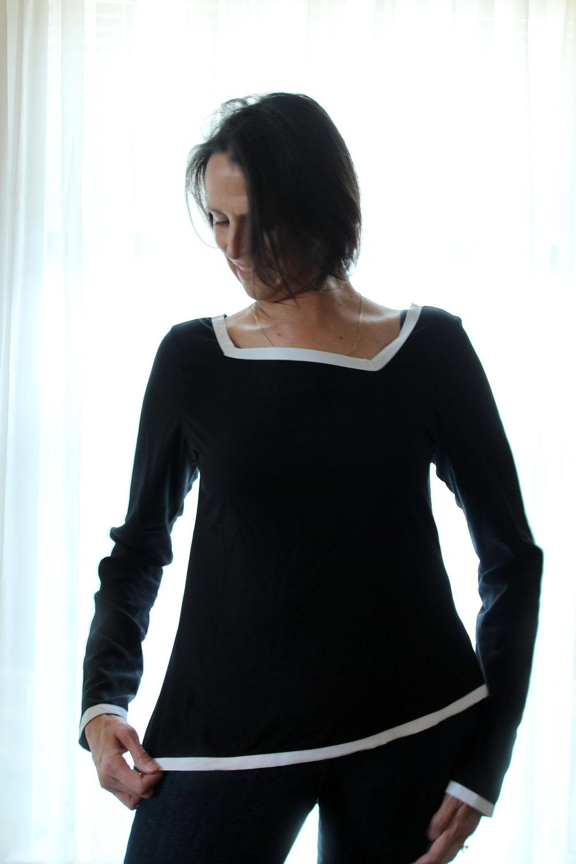 JB_Basic Black book review_asymmetrical blouse_hemline.jpg