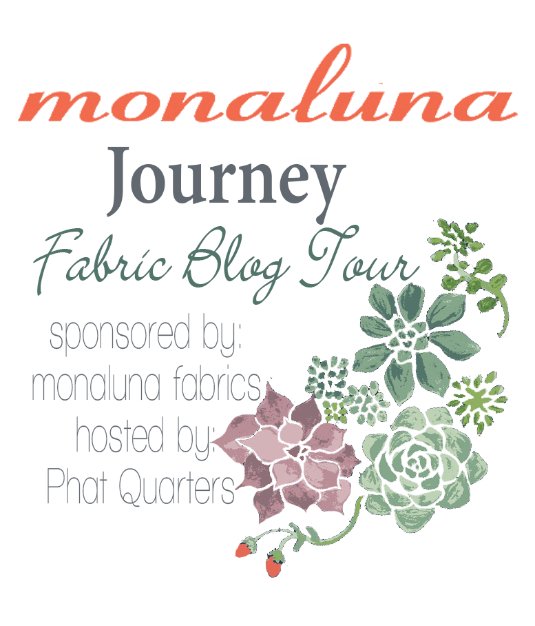 Monaluna Journey Fabric Blog Tour | That's-Sew-Kari for Pattern Revolution
