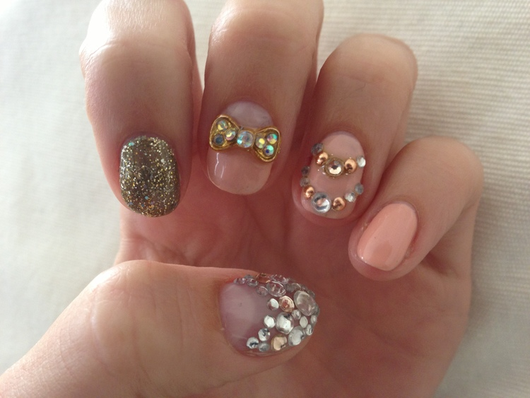 So Hot Right Nail — Caitlin Confidential