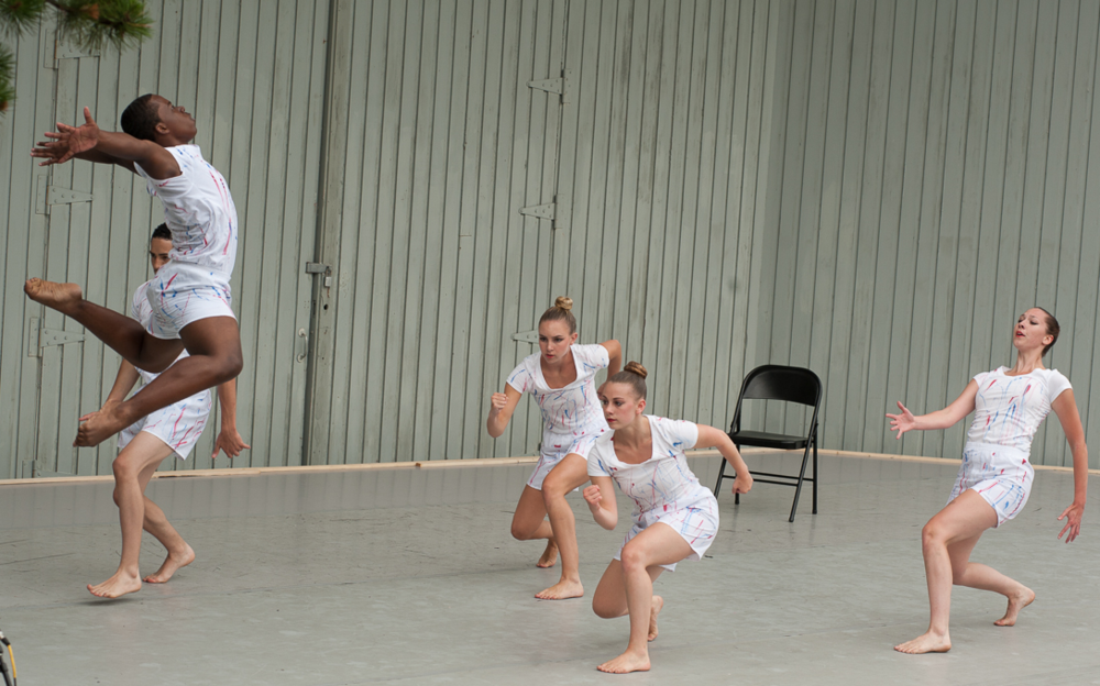Photo by: Zoë Markwalter, Dancers: Project Moves Dance Company
