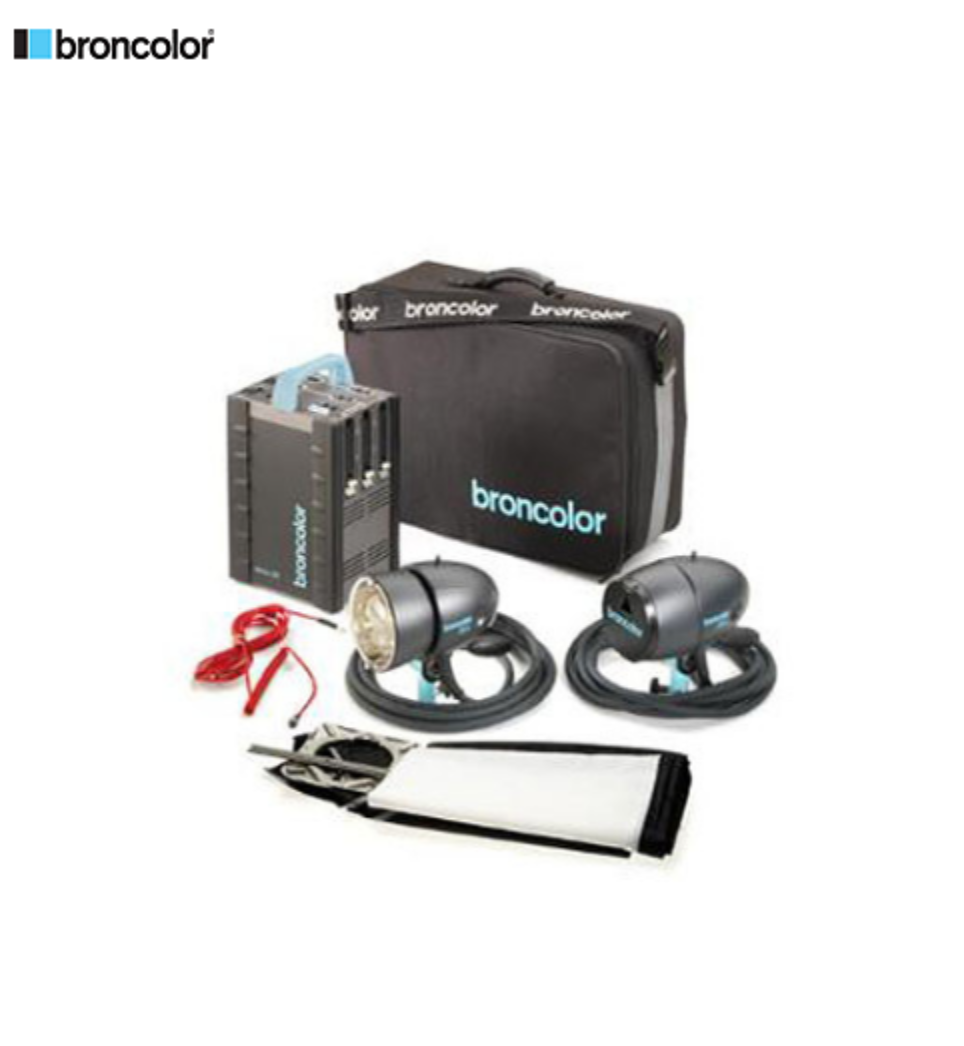 Broncolor     Senso Kit 42 (2 Head Kit)