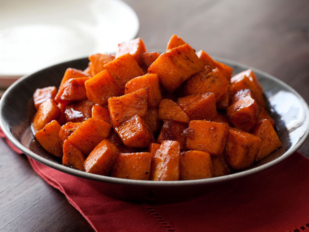 http://www.foodnetwork.com/recipes/tyler-florence/roasted-sweet-potatoes-with-honey-butter-recipe.html
