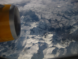 If I dont fly, I wont get to see mountains from this viewpoint