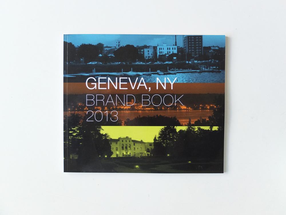 GENEVA CITY  / Branding
