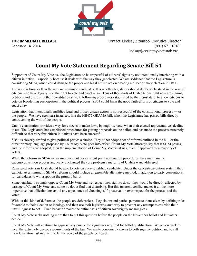 Count My Vote Statement Regarding Senate Bill 54.jpg