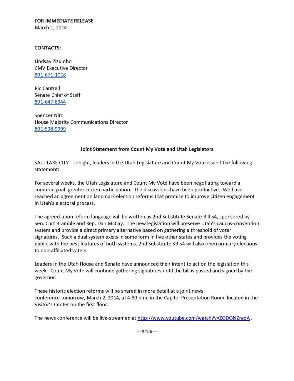 Joint Statement from Count My Vote and Utah Legislators.jpg
