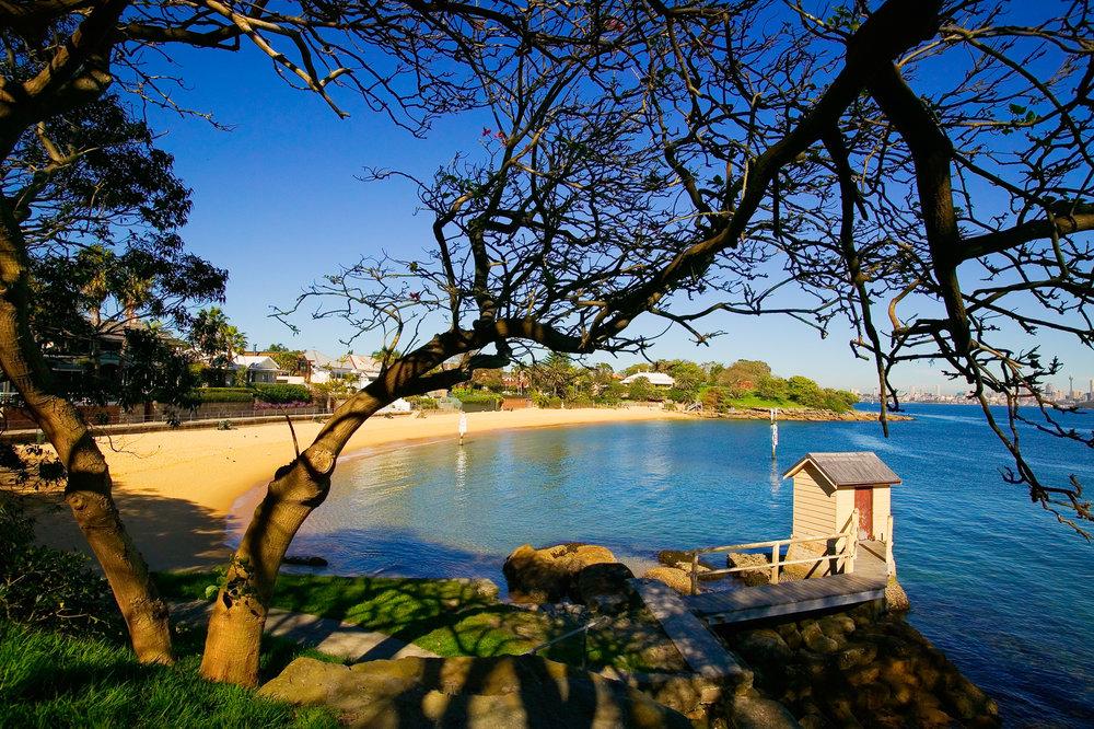 Camp Cove, Sydney.