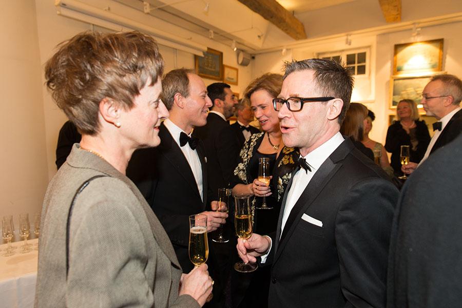 Charlote Windenfeldt och Andrew Duncanson.