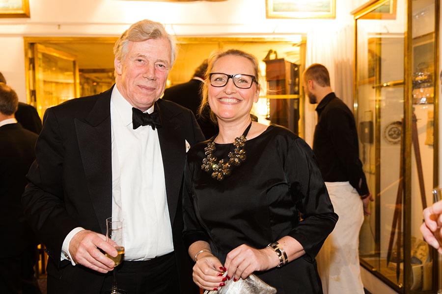 Winston Håkanson och Cichie Lindgren.