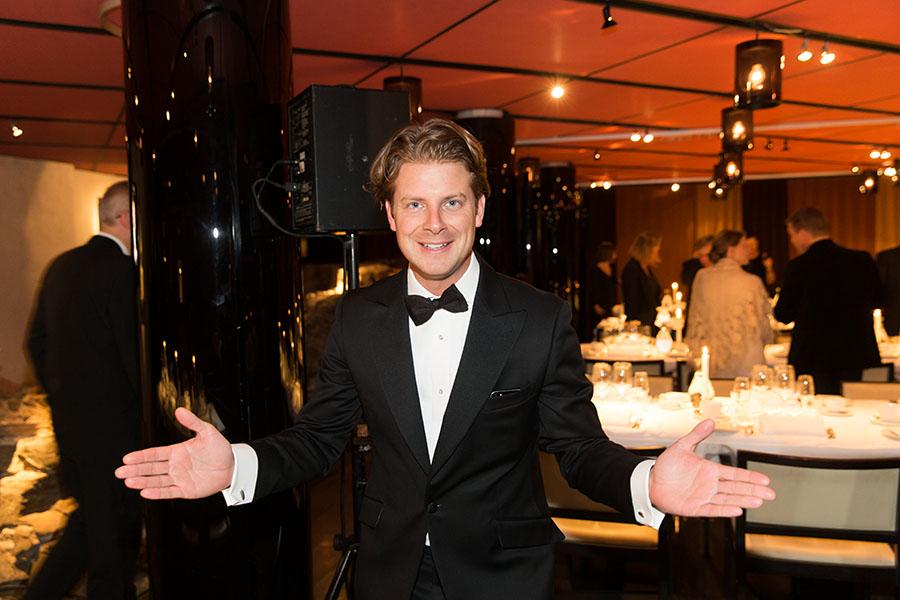 Rickard Thunér var nominerad till priset för Årets Dyrgrip 2014.