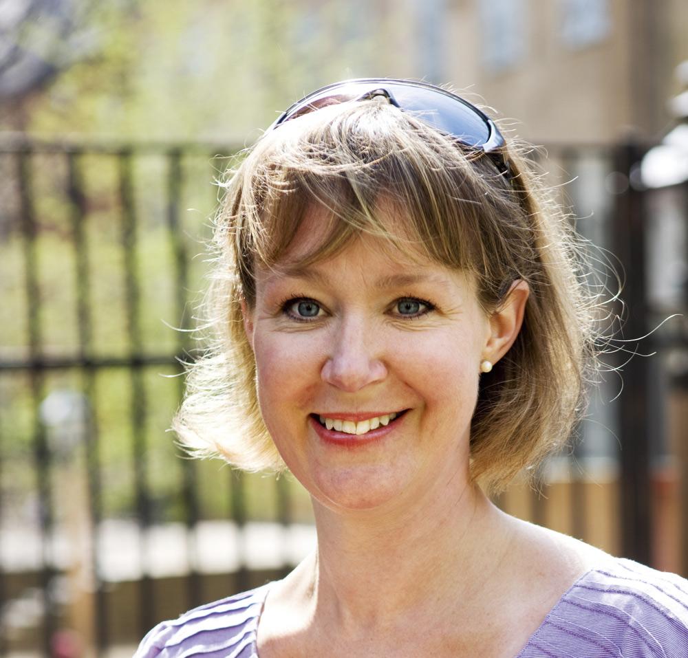 Hem&Antiks chefredaktör Cecilia Lindblom följer med på resan. - 1439811509499