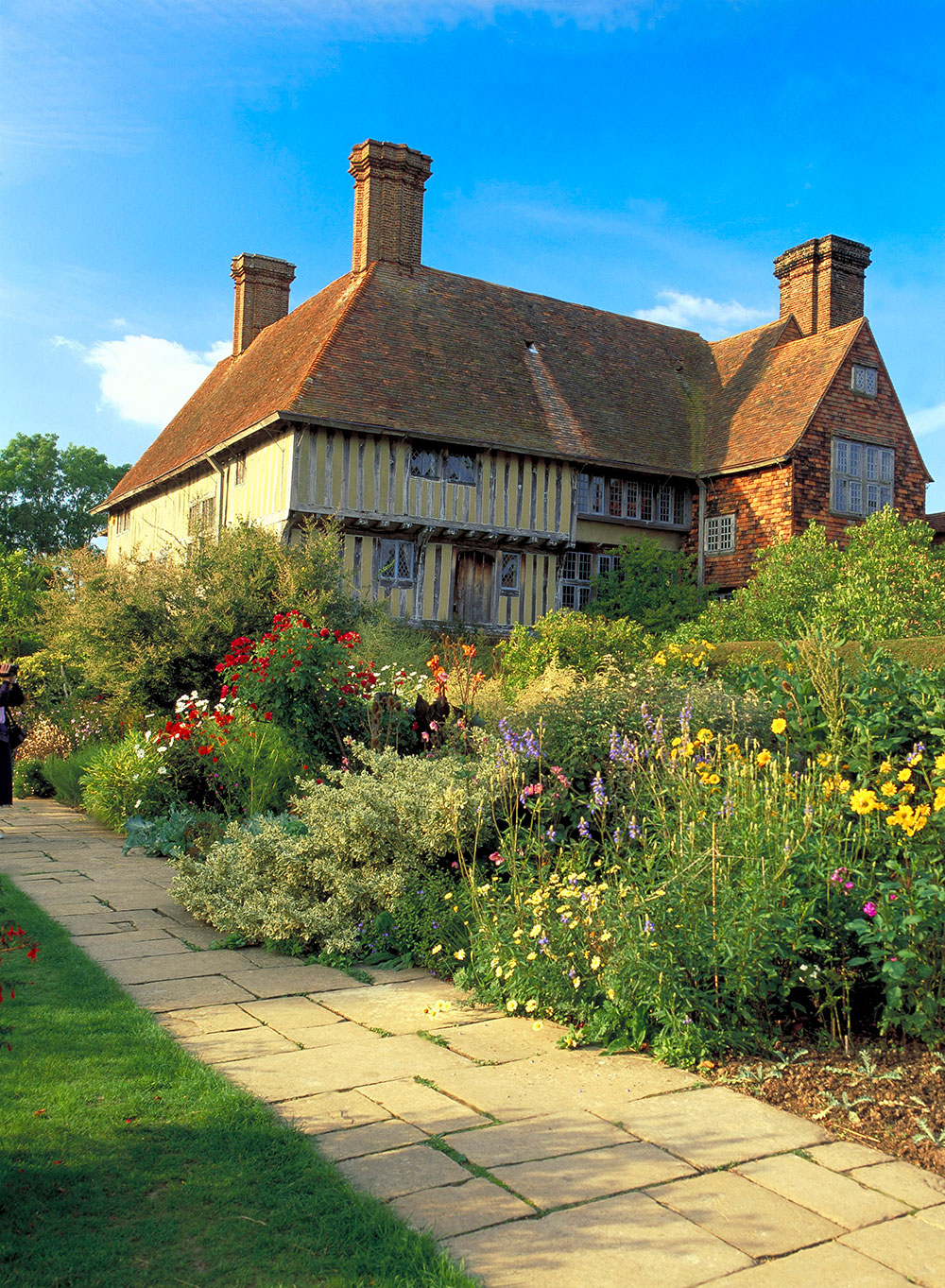 Dixter house.