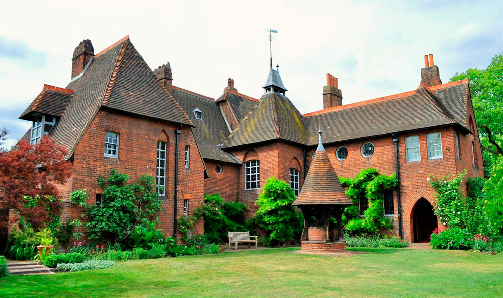 William Morris Red house