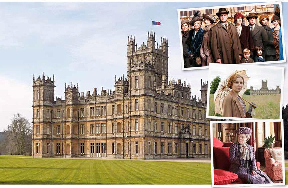 Följ med Hem&Antik till England och verklighetens Downton Abbey 11-15 april 2018!