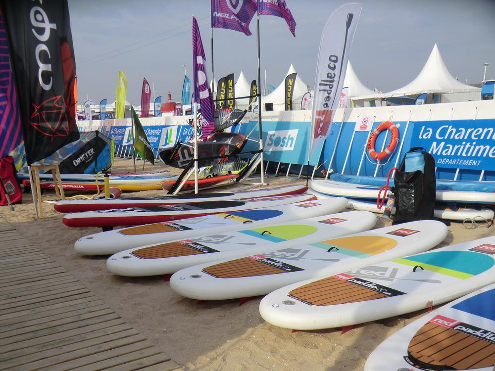 papaï paddle grand pavois 2013