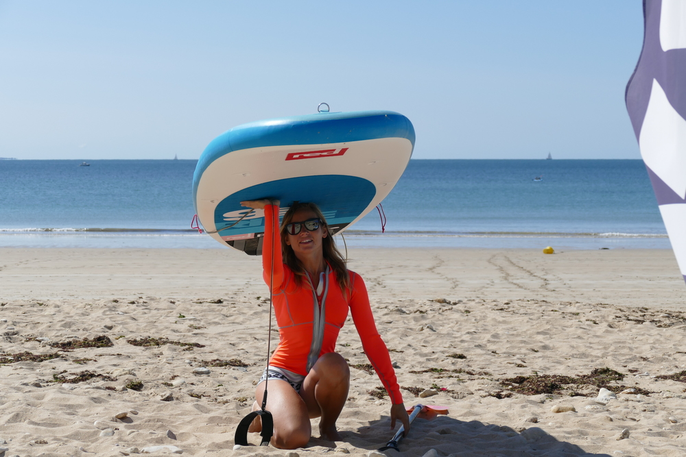Stand Up Paddle ile de re