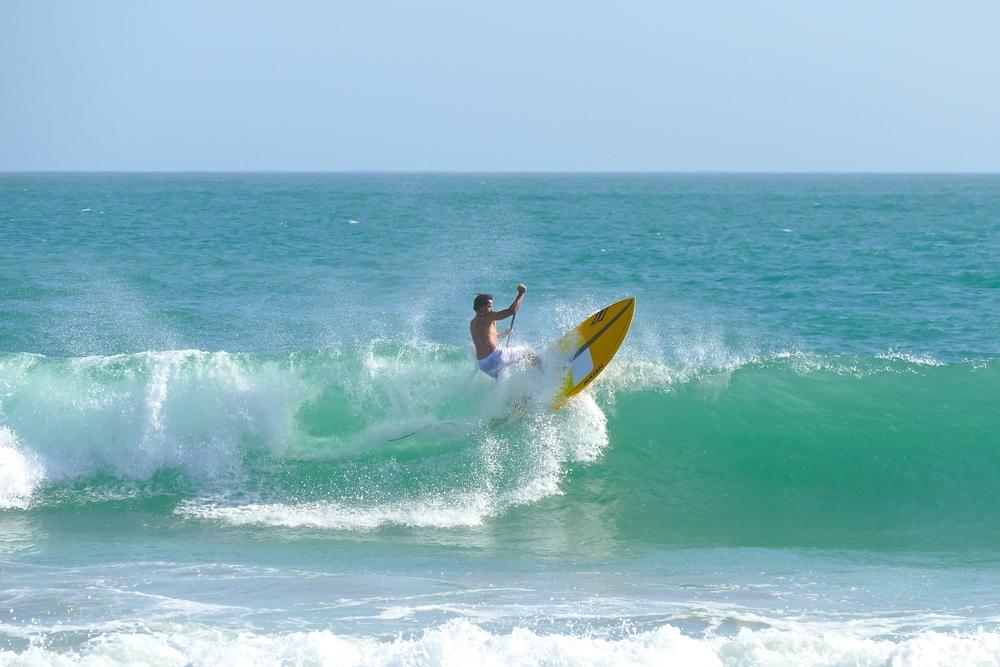 SUP SURFING ILEDERE