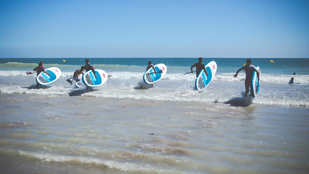 GROUPE ile dire paddle activité