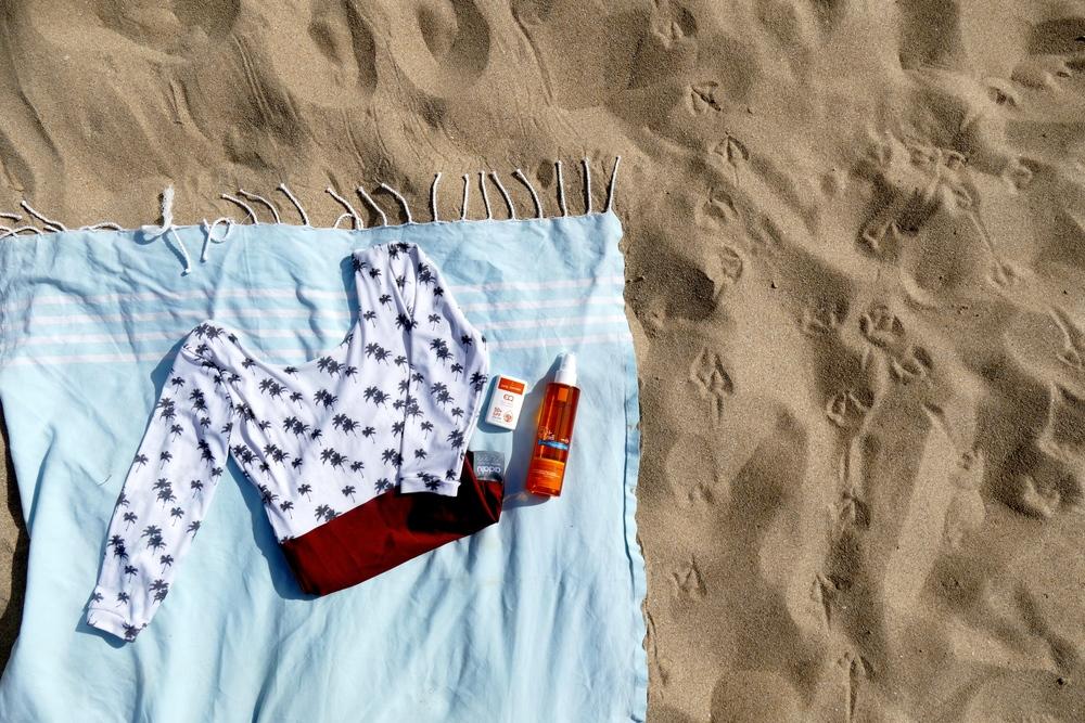 Les indispensables pour une belle journée à la plage ; Adalù + EQLove