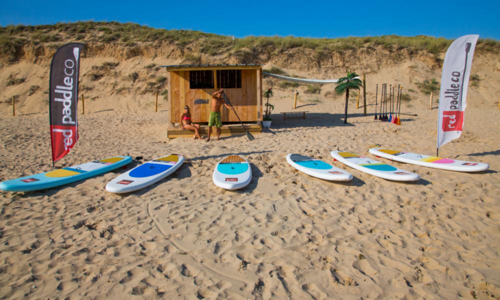 Location de sup   Le matériel est disponible à la location plage des Gollandières. Des modèles différents adaptés à chacun.
